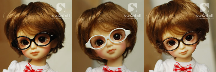 1/4 1/6 scale BJD glasses for doll BJD/SD Accessories doll glasses not include doll and other accessories A15A1913