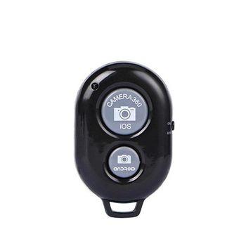 Spust migawki Selfie akcesoria kontroler aparatu adapter bezprzewodowy przycisk zdalnego sterowania Bluetooth do telefonu komórkowego tanie i dobre opinie T ACYML Canon Casio Fujitsu Pentax SAMSUNG Sigma Sony Minolta SJCAM Olympus Panasonic Lumix Bluetooth remote control wireless