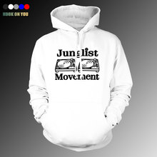 """Junglist Movement"" DJ hoodie"