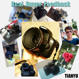 Image 5 - الأصلي YN50mm F1.8 II فتحة كبيرة عدسات تركيز السيارات YONGNUO لكانون بوكيه تأثير كاميرا عدسات لكاميرات كانون EOS 70D 5D2 5D3 DSLR