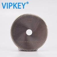 0016 HSS RAISE key cutting machine circular saw blade 60*7.0*9.53*80T key cutter locksmiths supply