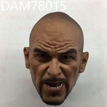 1/6 Russia DAM78015 FSB Male Solider Head Sculpt Angry Ver AIRFACT Head Carving Model F 12 Man Male Figure Body for collection solider action figure full set 1 6 78047b russian spetsnaz fsb alpha group male figure standard ver