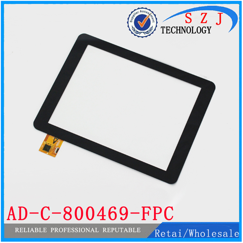 Original Tablet pc AD-C-800469-FPC Touch Screen Panel digitizer glass Sensor Replacement Free Shipping black capacitive touch screen digitizer glass 9 7 inch tablet touch panel replacement ad c 971242 fpc free shipping