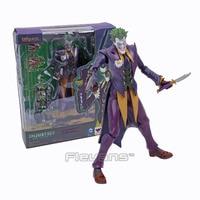 SHFiguarts Batman The Joker INJUSTICE Ver PVC Action Figure Collectible Model Toy 15cm Boxed