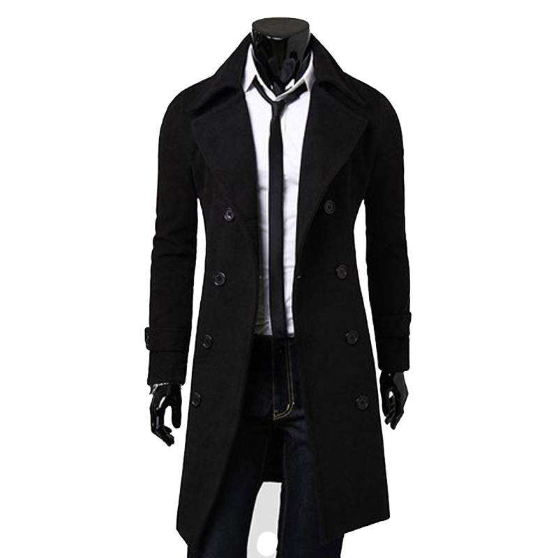 Popular Designer Pea Coats for Men-Buy Cheap Designer Pea Coats ...