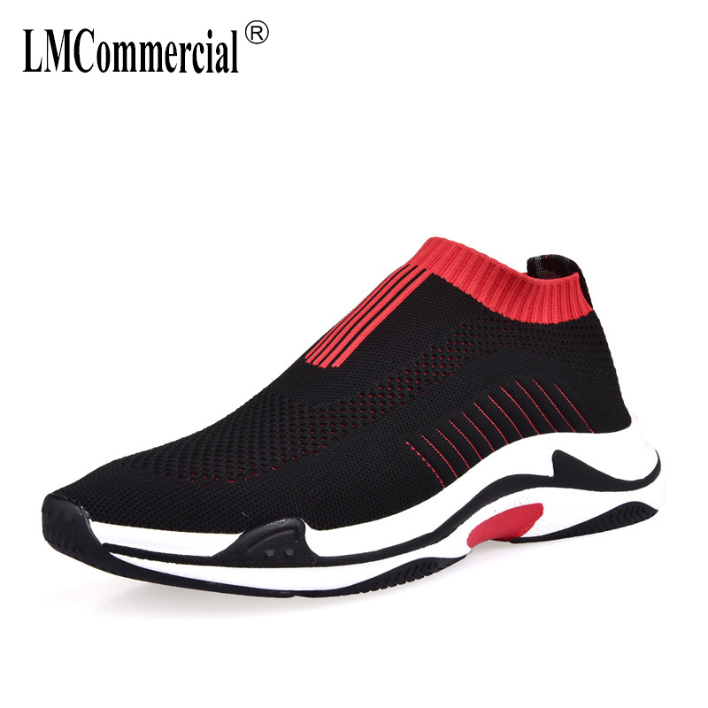 spring and autumn summer men's socks shoes 2018 casual shoes men all match breathable sneaker fashion boots men casual shoes