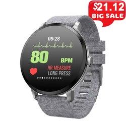 V11 Men Women Smart Watch reloj inteligente Passometer Activity Fitness Tracker Heart Rate Monitor Sports Smartwatch Wristband.