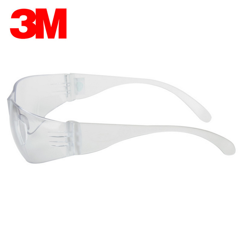 цены на 3M 11228 Safety Work Goggles Glasses Economy clear Lens Anti chemical splash Goggle Eye Protection Labor Sand-proof striking