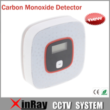 Smoke Detector CO Detector VKL616 Carbon Monoxide Detector with Voice prompt Microprocessor Control With LCD Display