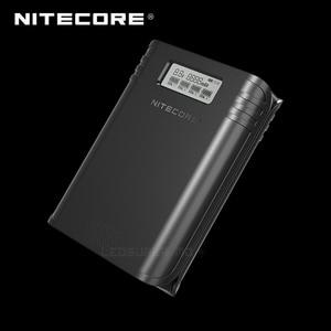 Image 1 - Gold Gewinner 2019 ISPO SOFTWARE Award NITECORE F4 2 in 1 Vier slot Flexible Power Bank & Batterie Ladegerät mit LCD Display
