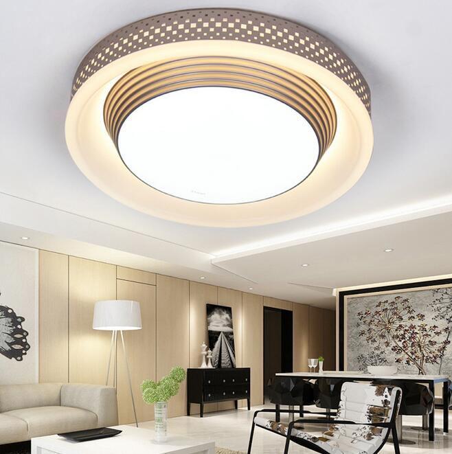 lighting led round bedroom dimmable decorated dining room modern simple and warm ceiling lamp LO81613|ceiling lamp|led light roomled ceiling lamp modern - title=