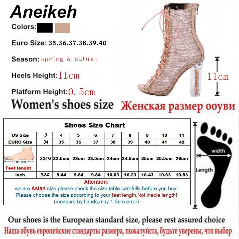 Fashion Women/'s High Heels Open Toe Pumps Sandals Zip up Ankel Boots Shoes Size