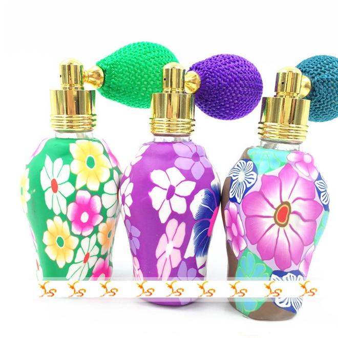flower pump perfume