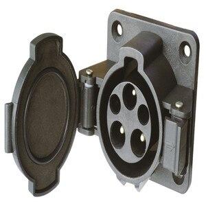 DUOSIDA тип 1 J1772 EV разъем 32Amp зарядки на входе M3/Тип 1 32A IP54 AC EV зарядное устройство Подключение электромобиля электрическая зарядка