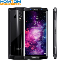 HOMTOM HT70 4G Phablet 6.0 inç Android 7.0 MTK6750T Octa Çekirdek 1.5 GHz 4 GB RAM 64 GB ROM çift Arka Kameralar 10000 mAh Pil