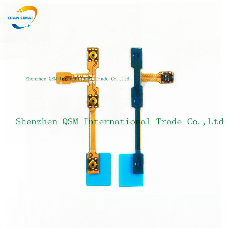 QiAN SiMAi New Original Power On/off & Volume Up/down Buttons Control Key Flex Cable For Galaxy Tab 3 10.1 GT-P5200 P5210