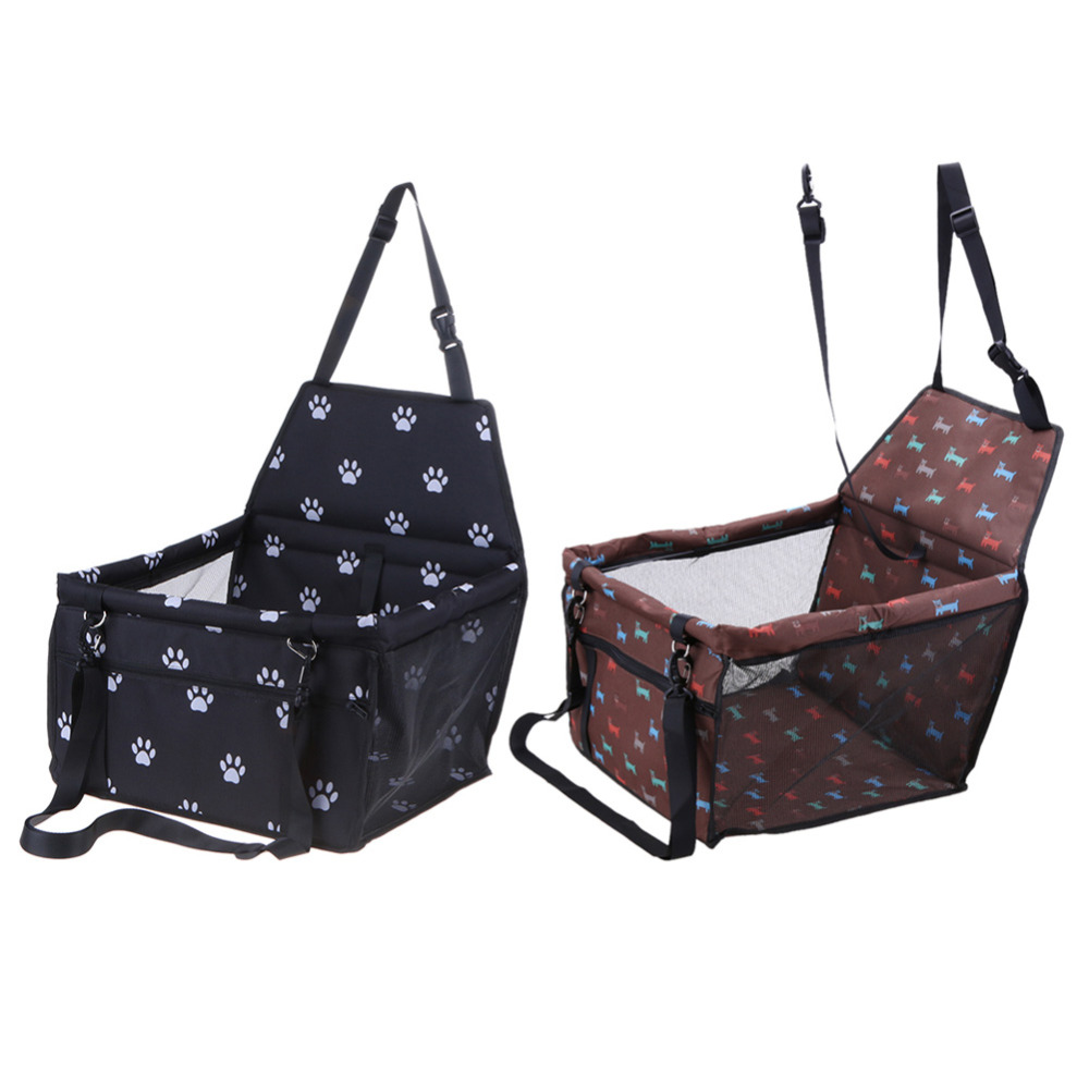 Folding Pet Dog Bag Carrier Cat Carring Pet Car Seat Cover Waterproof Travel Bag For Small Dog Puppy Cats Carrying Dog Products #6