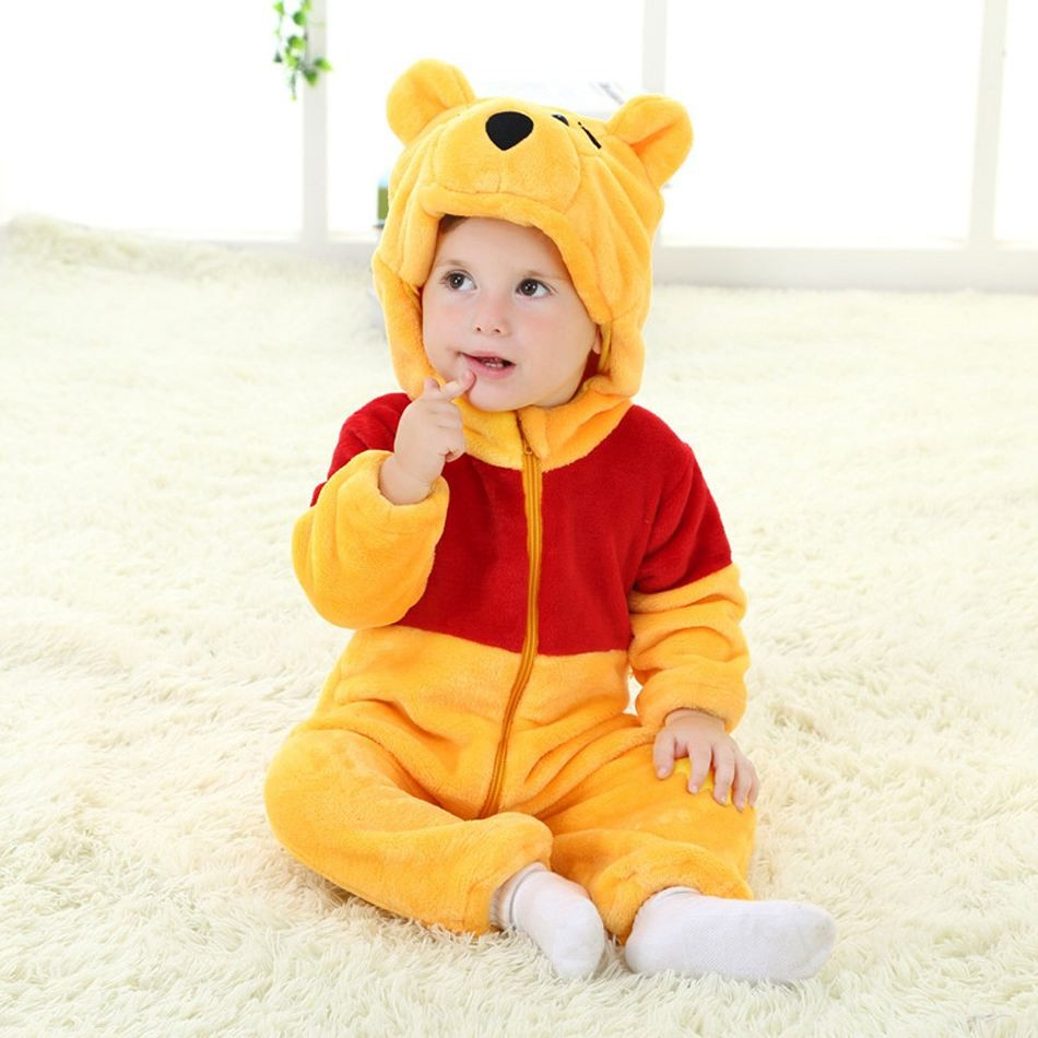 Baby Animal Rompers (1)