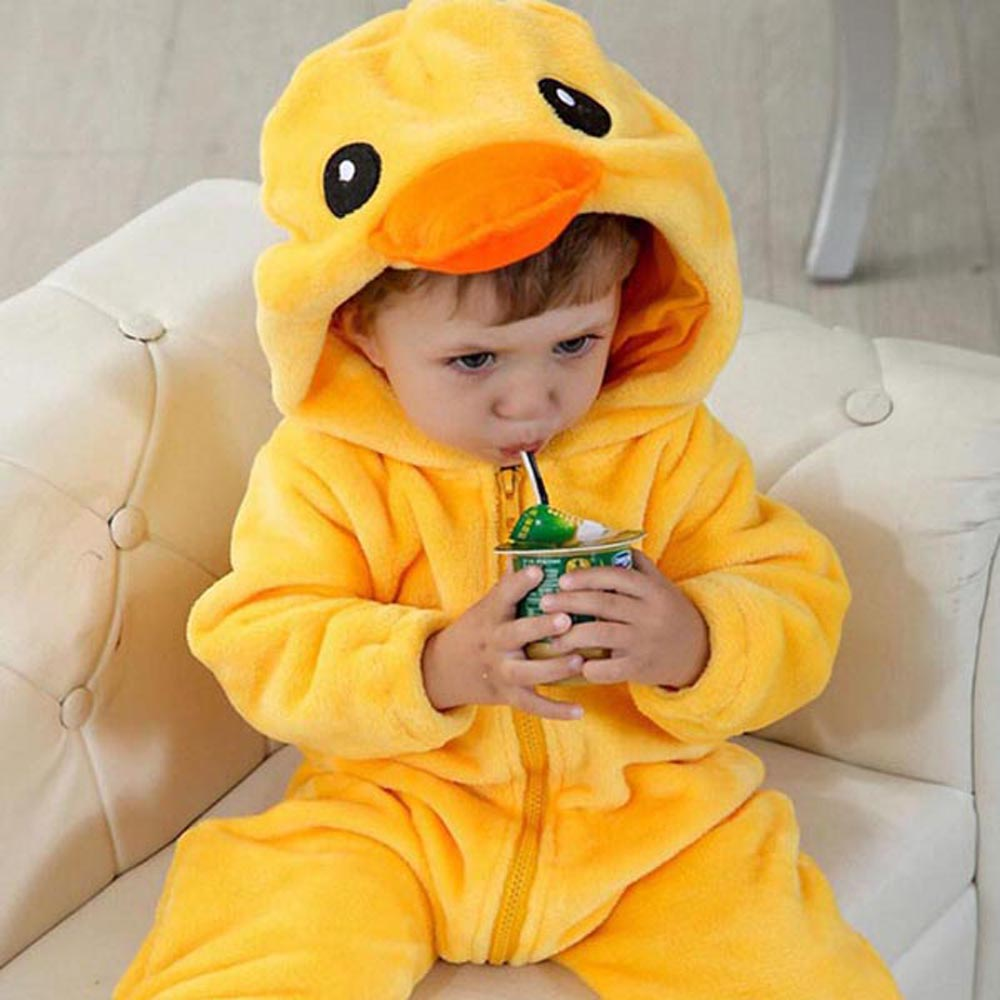 2ad08b74154d New born Baby Spring Romper Baby Costume Infant Animal Jumpsuit Cute ...