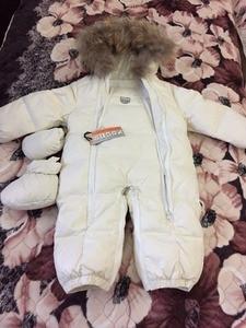 Image 3 - Baby thickening sleeping bag climbing suit