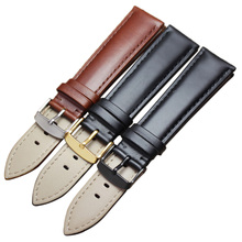 18mm 19mm 20mm 21mm 22mm 24mm Watchbands Men Watch Band High Quality Genuine Leather Women Watch