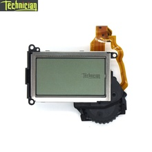 где купить D7100 Top Cover LCD Shoulder Screen Assy Unit Camera Repair Parts For Nikon по лучшей цене