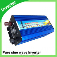 High Quality 12VDC to 240VAC 50HZ 3000W Pure Sine Wave Power Inverter with Australia Type Plug Used in Solar System