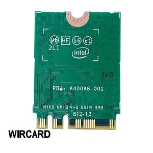 Image 3 - WIRCARD ללהקה כפולה AX200 2400Mbps אלחוטי AX200NGW NGFF M.2 Bluetooth 5.0 Wifi רשת כרטיס 2.4G/5G 802. 11ac/ax