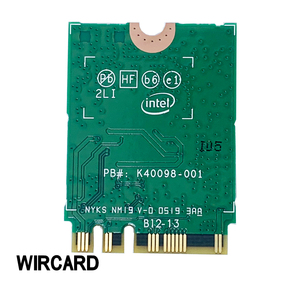 Image 3 - WIRCARD For Dual Band AX200 2400Mbps Wireless AX200NGW NGFF M.2 Bluetooth 5.0 Wifi Network Card 2.4G/5G 802.11ac/ax