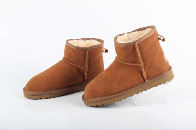 0d68e1175d קנו נשים ' s נעליים | HOT mini Australian Style Women Unisex Snow ...