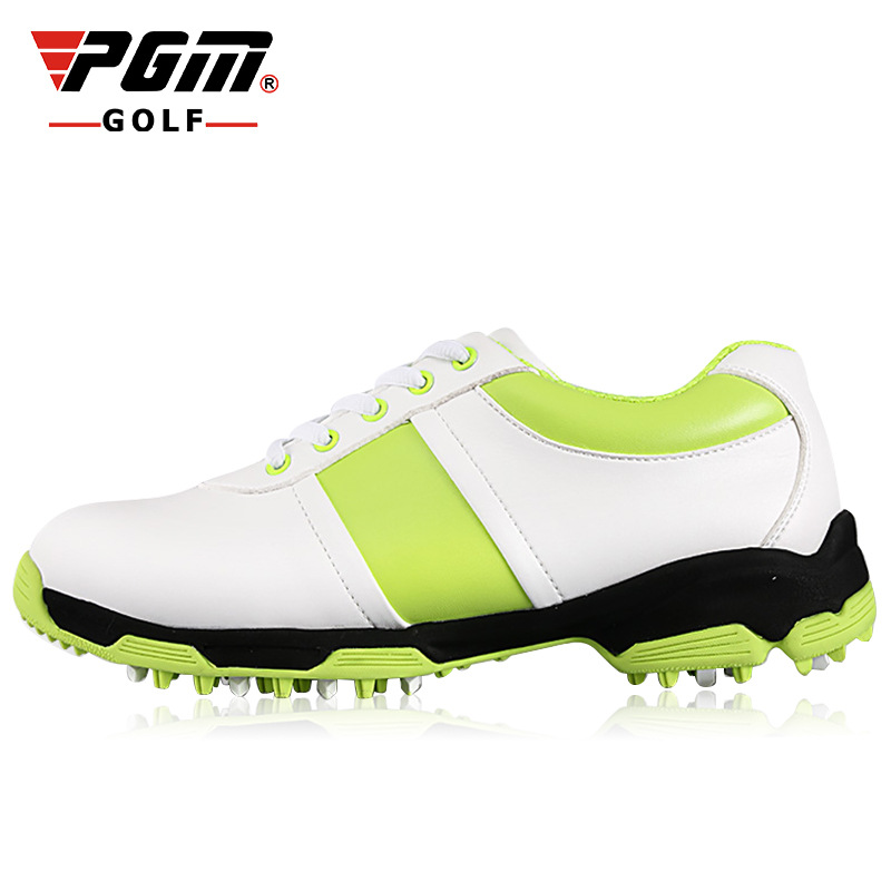 2017 new golf shoes 3D breathable fiber skin outdoor sport shoes anti-skid spikes nature rubber solid toe golf shoes golf 3 td 2011