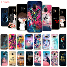 Lavaza Space Moon Hard Phone Cover for Samsung Galaxy S8 S9 S10 Plus A50 A70 A6 A8 A9 2018 Case