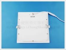 LED panel light flat lamp square downlight 120X120 6W / 150X150 9W / 170X170 12W / 200X200 15W / 225X225 18W / 300X300 24W