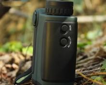 Laser 10X25 rangefinder 700m laser range finder hunting monocular golf rangefinders measure laser distance meter speed tester