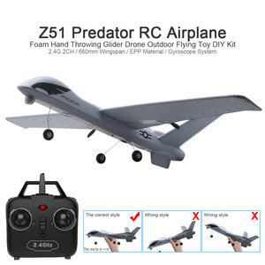 RC Airplane Plane Z51 with 2MP