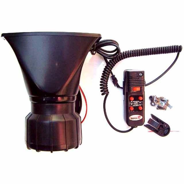 Horn 78005 - 5 handle horn motorcycle car speaker 12v 100w police siren