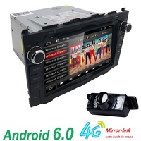 NEW Android 6 0 2 DIN 8 Inch Quad Core Car Dvd Video GPS For Honda