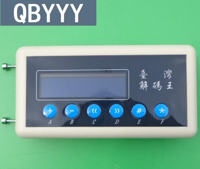 QBYYY 1 pz 433 Mhz Remote Control Code Scanner 433 Mhz Codice Detector copiatrice chiave