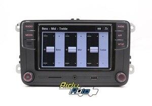Image 5 - 6RF 035 187 E CarPlay Android Auto RCD330 RCD340 Plus Noname Radio 6RF035187E