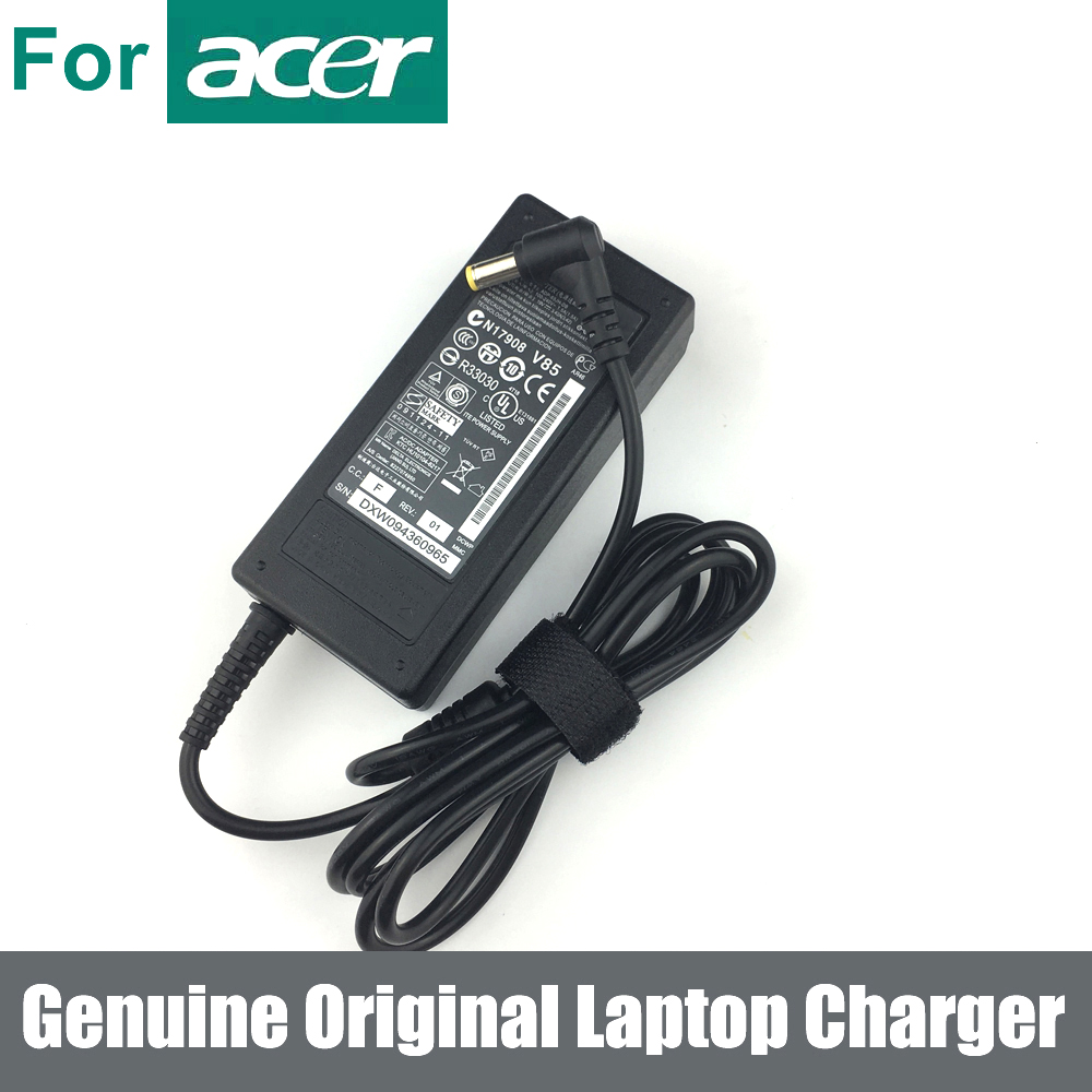 Genuine Original 65W Laptop Charger AC Adapter Power FOR