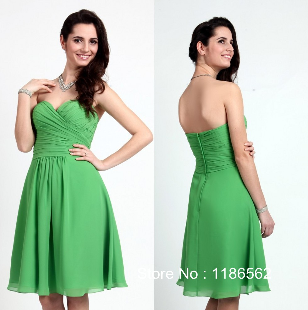 Green Formal Gown