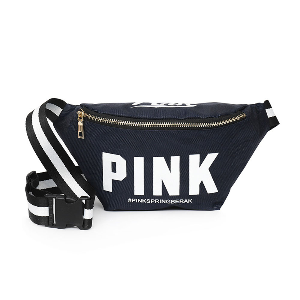 Us 7 47 55 Off 2018 New Pocket Bag Mini Diagonal Pink Pack For Women Pouch Belt Heuptas Waist Chest In Packs From Luggage
