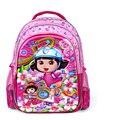 5D Dora aventureira school bags for teenagers kids backpacks kindergarten school bag children bags for girls high quality