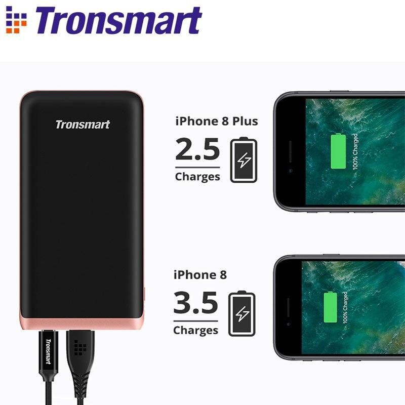 Tronsmart элемент T6 Bluetooth динамик Bluetooth 4,1 Саундбар 25 Вт Altavoz Bluetooth [только для RU] для Iphone, Xiaomi, samsung