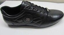BALDININI Итальянская мужская мода обувь новое каждый день бизнес отдых мужская обувь