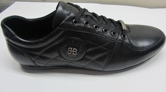 71105cdd7a57 BALDININI Итальянская мужская мода обувь новое каждый день бизнес отдых мужская  обувь