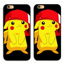 Cute Pokemon Phone Case iPhone 4s 5s se 6 6s plus 7 7plus