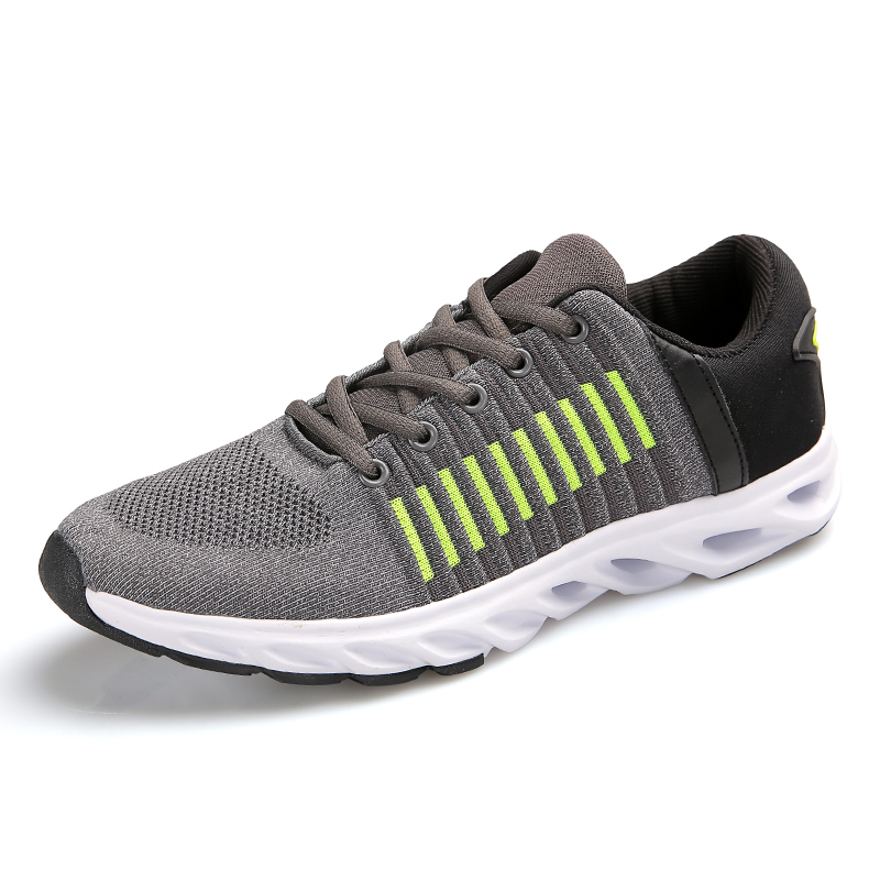 New Men Women Lovers Shoes Mesh Running Shoes Super Cool Athletic Sport Shoes Comfortable Breathable Men