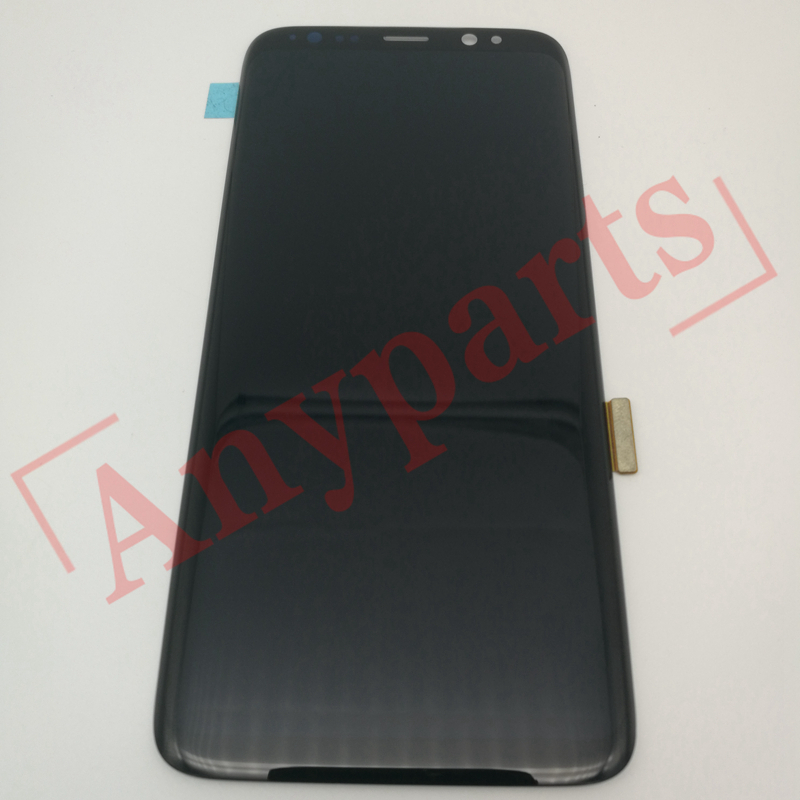 Original AMOLED for SAMSUNG Galaxy S8 G9500 <font><b>G950F</b></font> display LCD Screen Replacement for samsung G950W G950U display screen module image