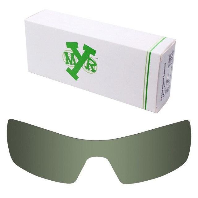 MRY ПОЛЯРИЗОВАННЫХ Сменные Линзы для Oakley Нефтяной Вышке Солнцезащитные Очки Серый Зеленый